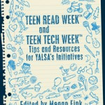 Teen Read Week and Teen Tech Week book